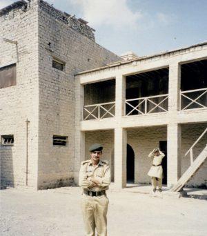 Sarwekai Fort