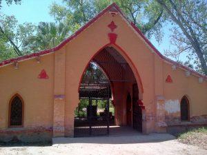 Tehkal Christian Cemetery