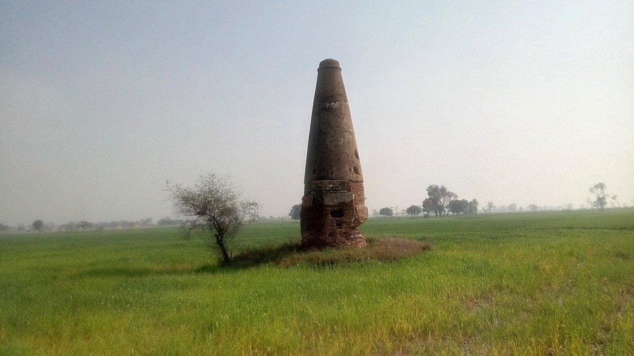 Kos Minars of Lahore