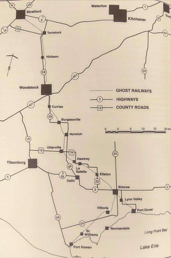 Port Dover & Lake Huron Railroad
