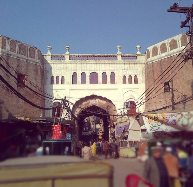 Gates of Lahore – An Afternoon Drift