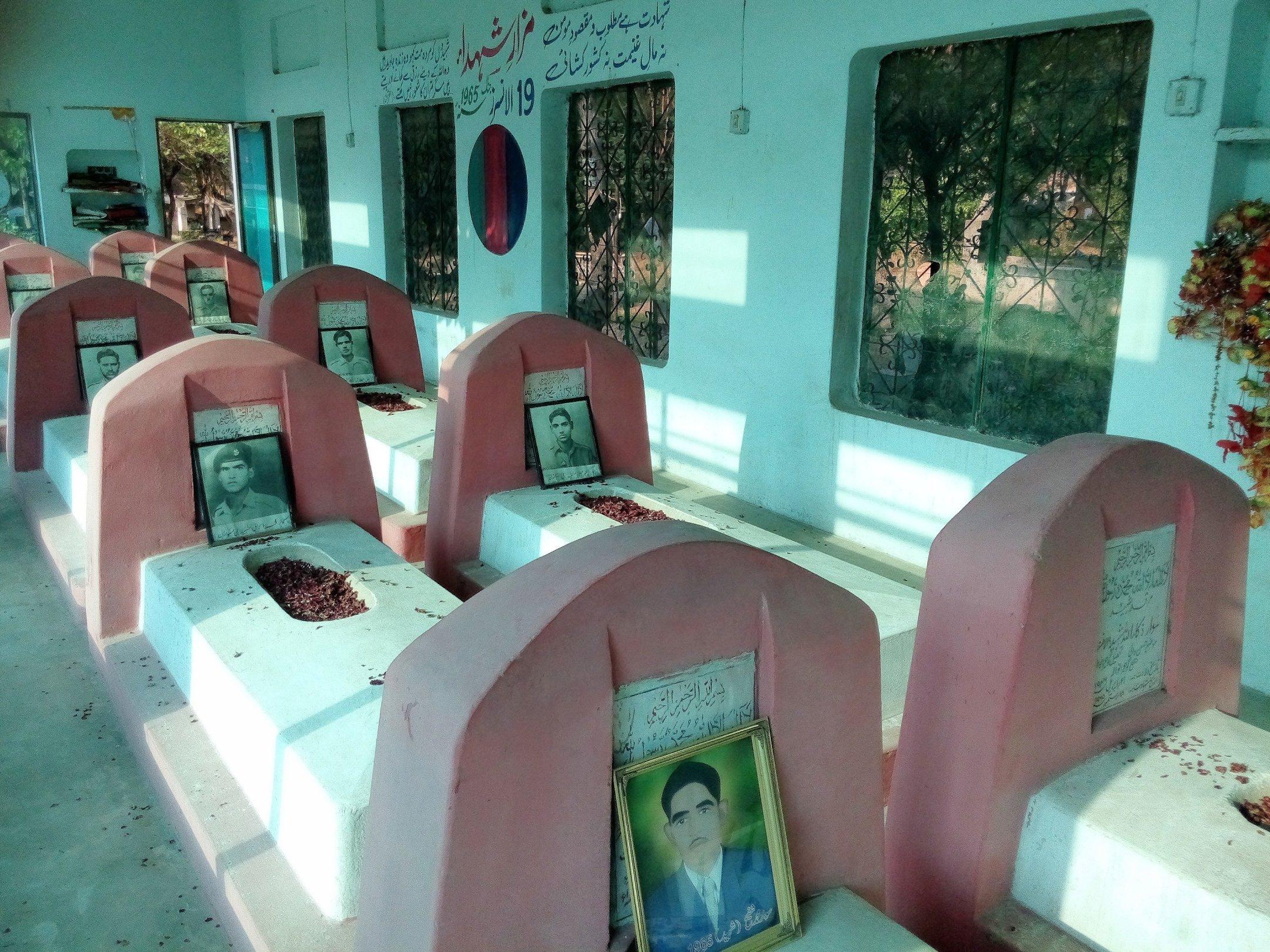 Shaheedan Wala Qabrastan