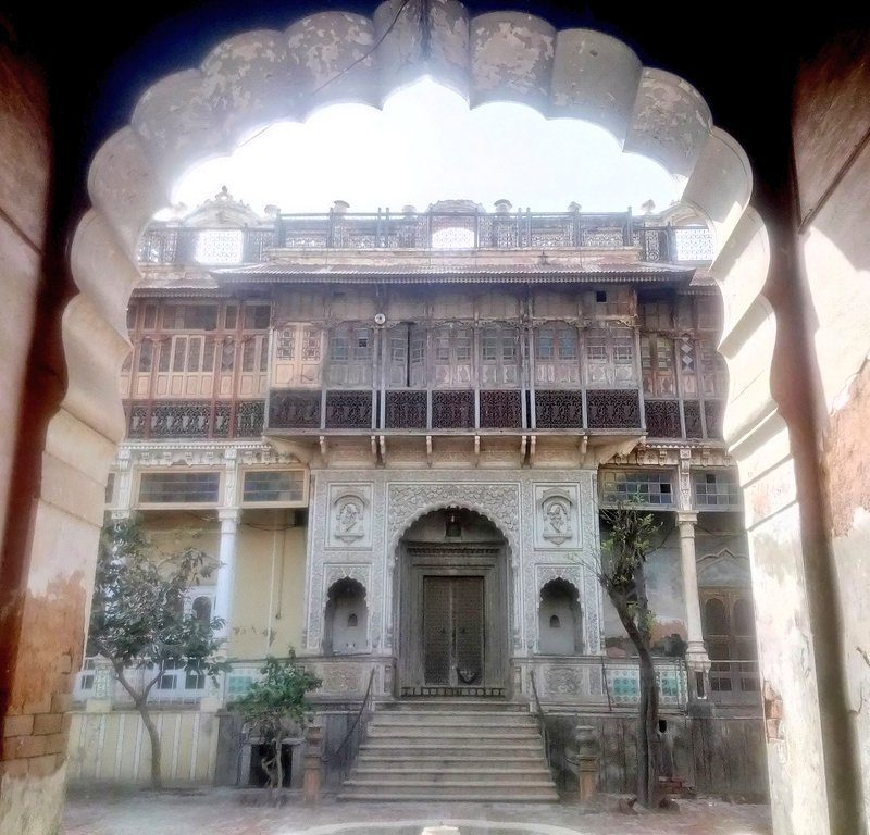 The Agarwal Brothers & Colonial Architecture