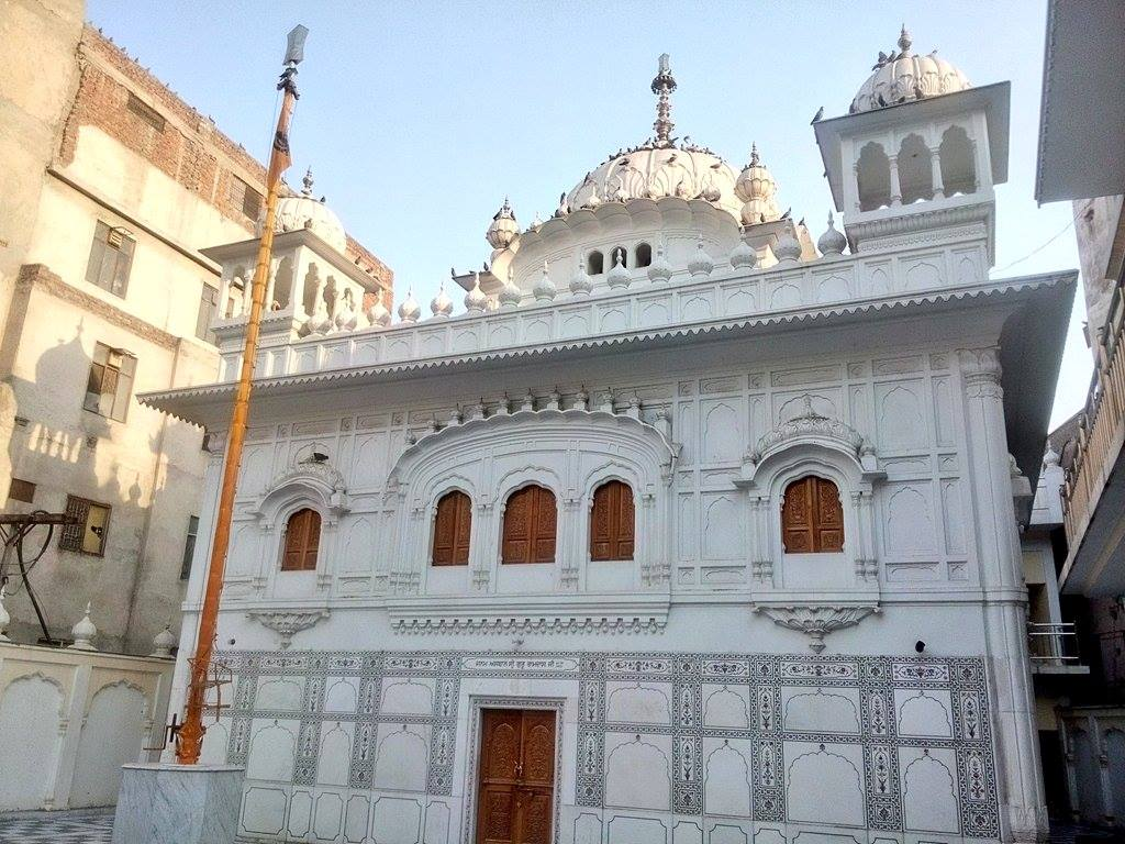 The Hidden Gurdwara of Chuna Mandi