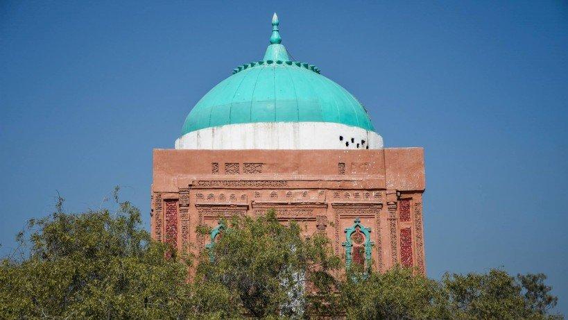 The Tomb near Lodhran