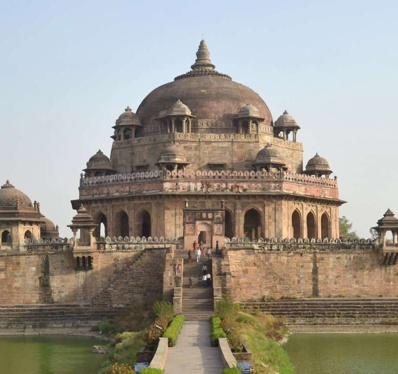 The Tomb at Sasaram