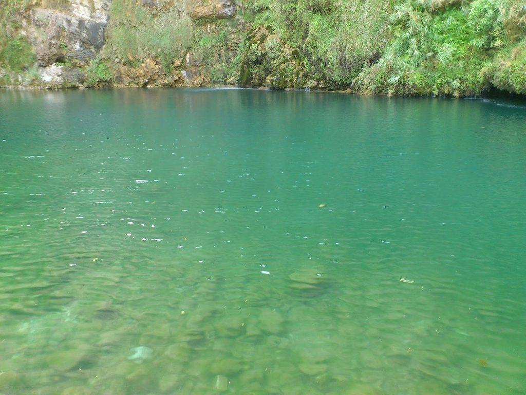 The Emerald Waters of Swike