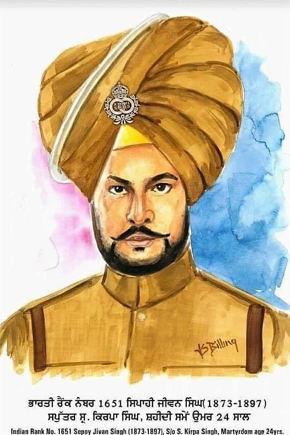 Sepoy Jivan Singh