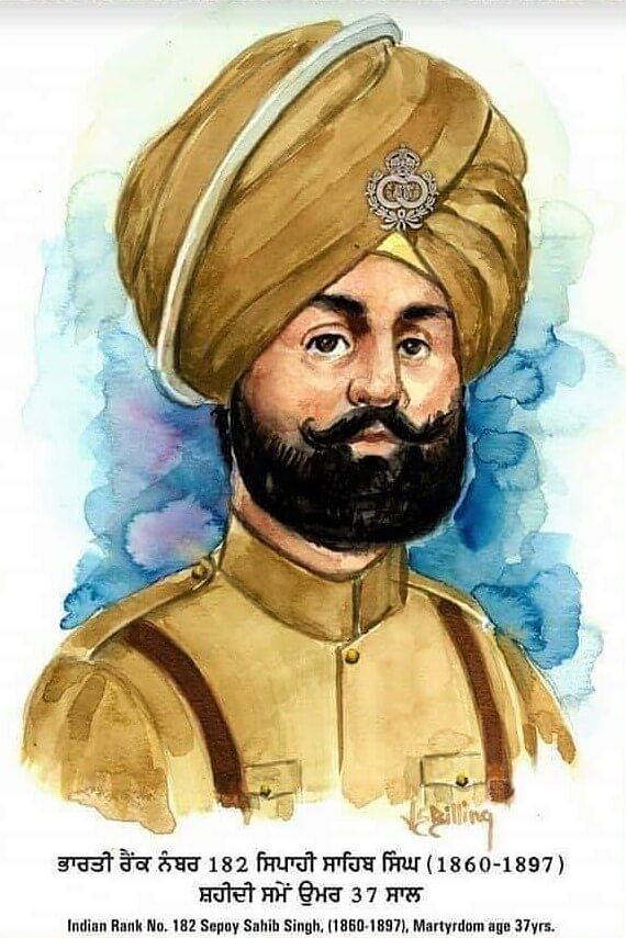 Sepoy Sahib Singh