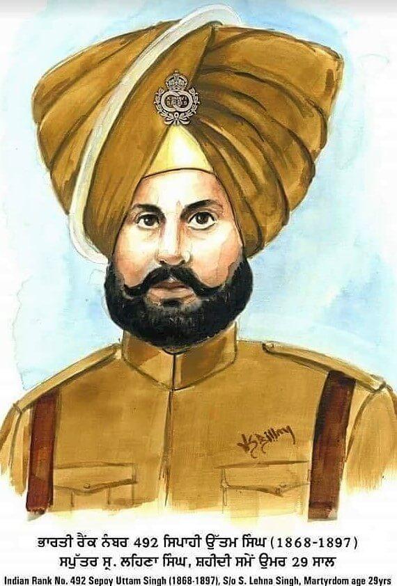 Sepoy Uttam Singh